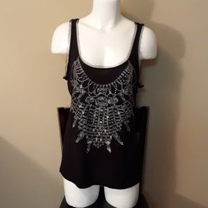 Vera Wang New Without Tags Tank Top Size L